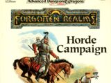 Horde Campaign