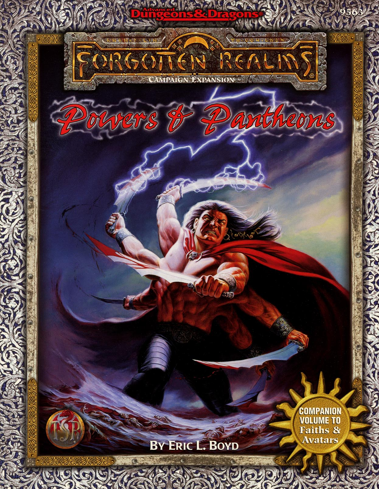 Powers & Pantheons | Forgotten Realms Wiki | FANDOM ...