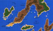 Koryo KTCS map
