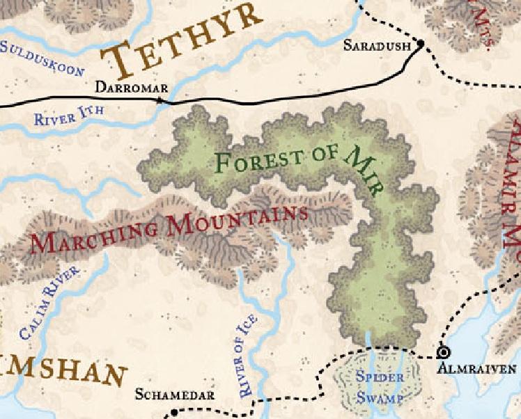 Forest of Mir | Forgotten Realms Wiki | FANDOM powered by Wikia