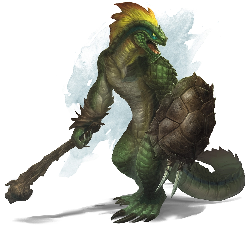 Lizardfolk | Forgotten Realms Wiki | FANDOM powered by Wikia