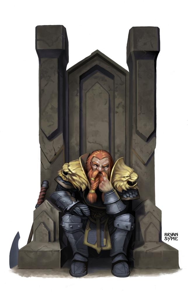 Bruenor Battlehammer | Forgotten Realms Wiki | FANDOM
