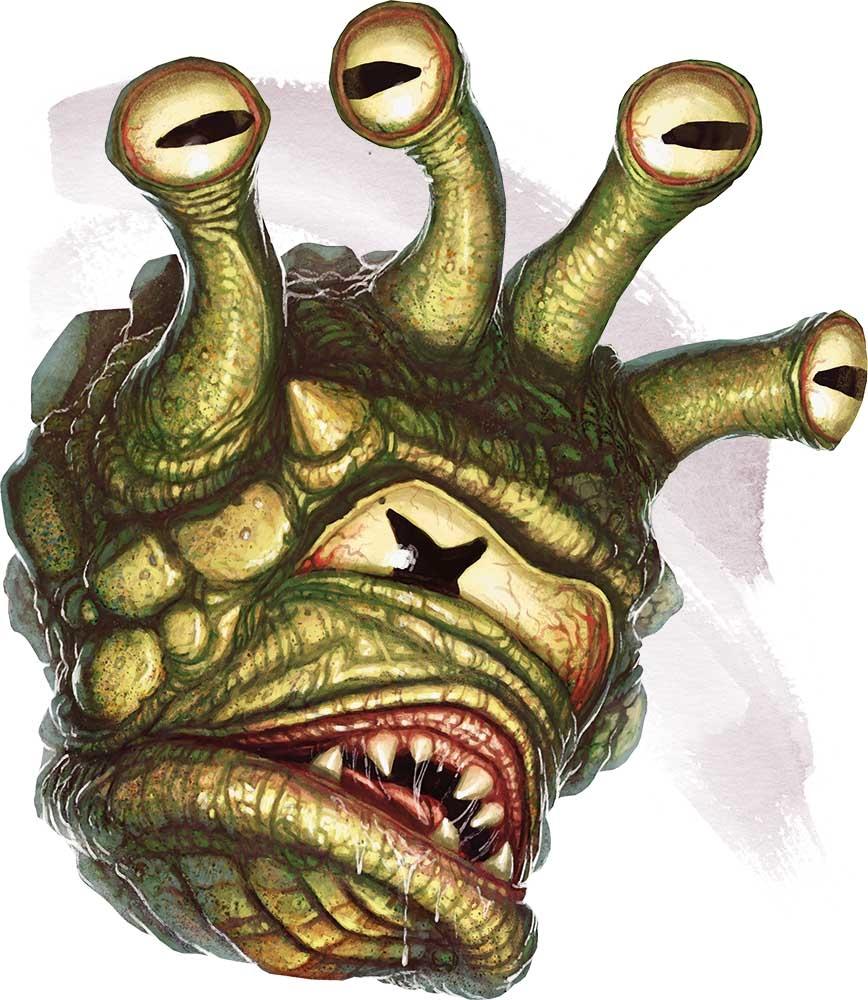 Gazer | Forgotten Realms Wiki | FANDOM powered by Wikia