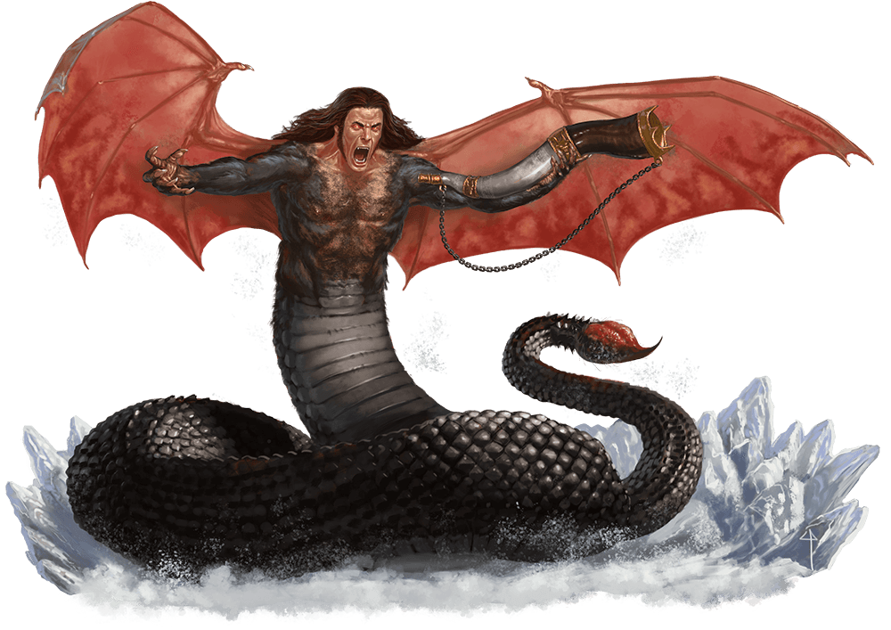 Geryon | Forgotten Realms Wiki | FANDOM powered by Wikia