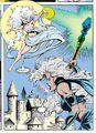 Selune v Shar DC Comics.jpg