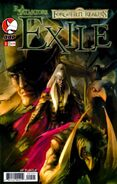Exile 2 comic cover