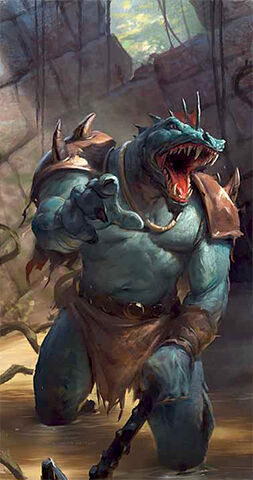 File:Lizardfolk blue.jpg