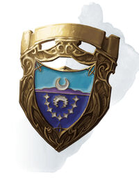 Badge of the watch-5e