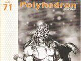 Polyhedron 71