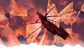Githyanki astral ships-5e