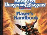 Player's Handbook 2nd edition