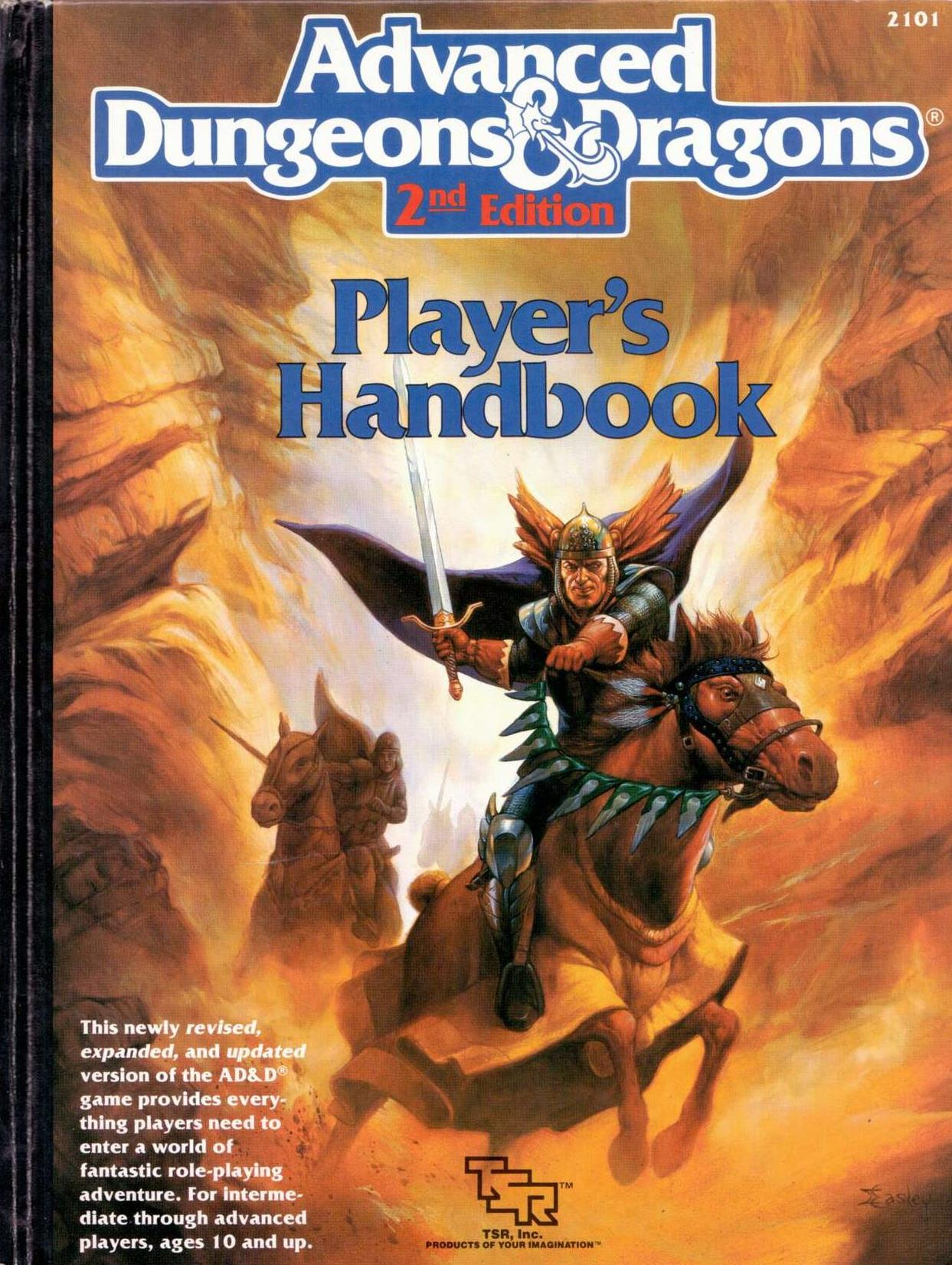 player 39 s handbook 2nd edition forgotten realms wiki fandom powered by wikia. Black Bedroom Furniture Sets. Home Design Ideas