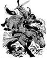 Sword & Fist - Halfling Outrider - page 24.png