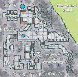 Hellgate Keep Dlardrageth Redoubt