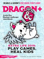 Dragon+ 27 cover