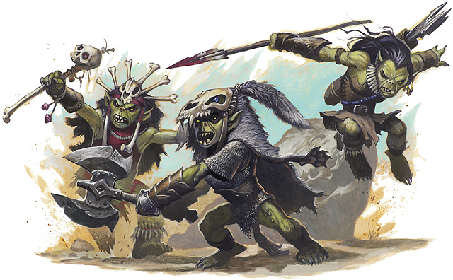 Image result for d&d friendly goblin