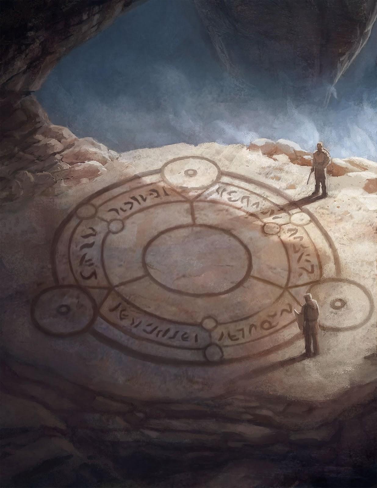Teleportation circle | Forgotten Realms Wiki | FANDOM