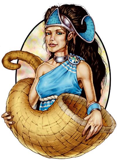 Tyche Forgotten Realms Wiki Fandom Powered By Wikia
