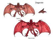 Dragonkin POD2 concept