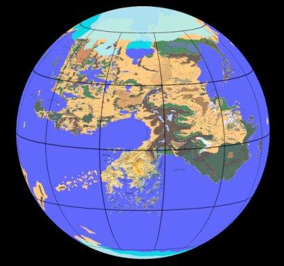 Toril | Forgotten Realms Wiki | FANDOM powered by Wikia