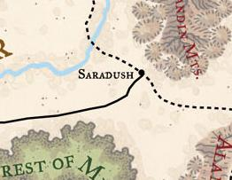 Saradush | Forgotten Realms Wiki | FANDOM powered by Wikia
