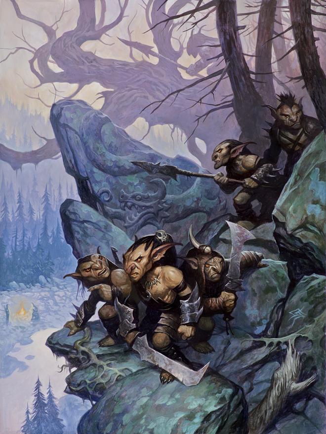 Goblin Forgotten Realms Wiki Fandom Powered By Wikia
