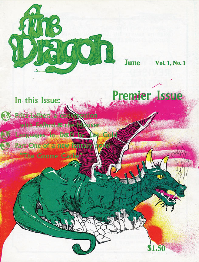 Dragon (magazine) | Forgotten Realms Wiki | FANDOM powered