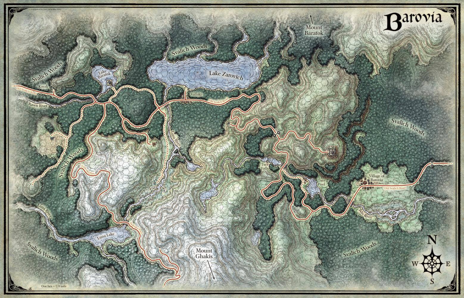 Barovia | Forgotten Realms Wiki | Fandom