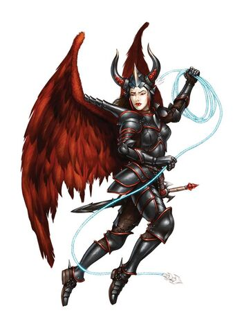 Erinyes | Forgotten Realms Wiki | FANDOM powered by Wikia