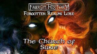 The Church of Sune - Forgotten Realms Lore