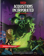 Acquisitions Incorporated (sourcebook)