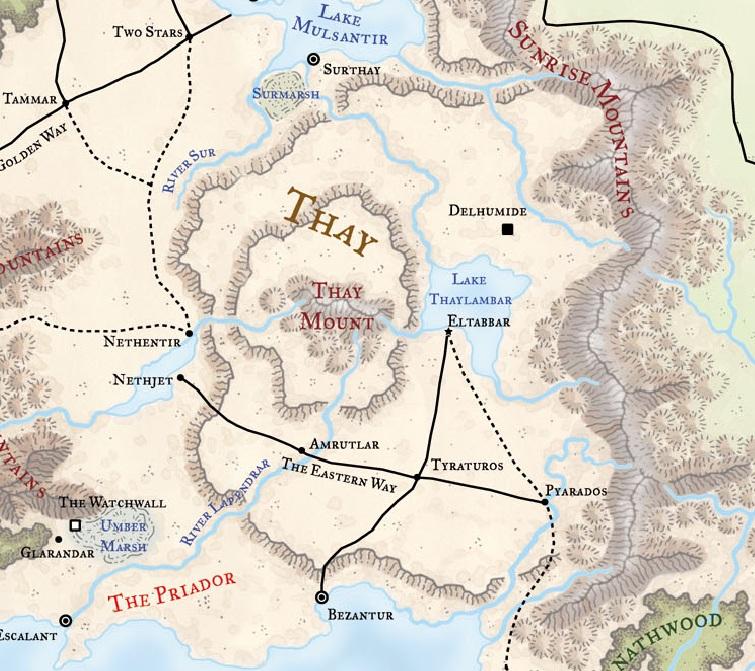 Thay | Forgotten Realms Wiki | FANDOM powered by Wikia