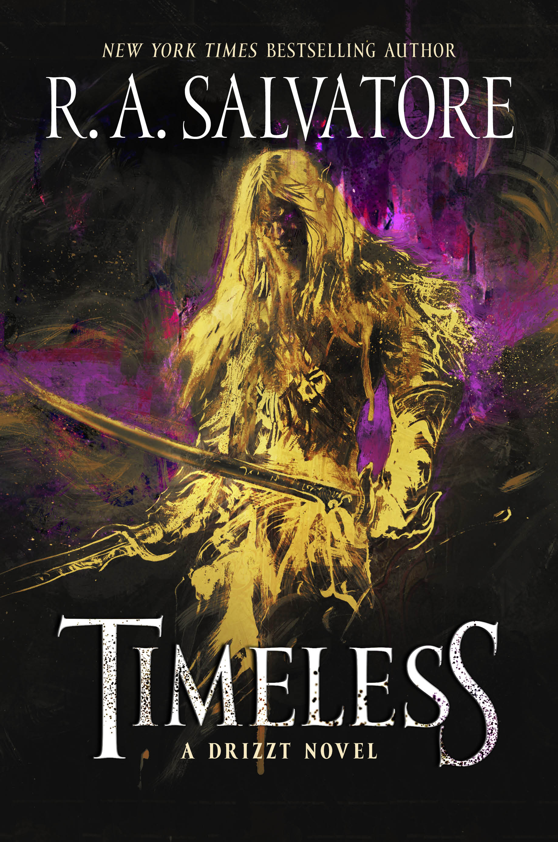 Image result for timeless r.a. salvatore