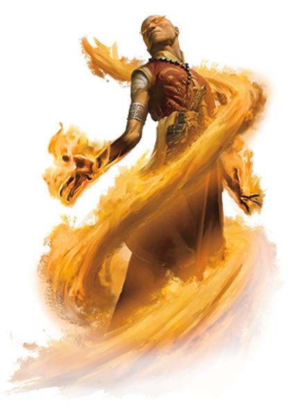 Fantasy Art Kobold Sorcerer