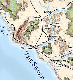 Sword Mountains   Forgotten Realms Wiki   FANDOM powered by Wikia
