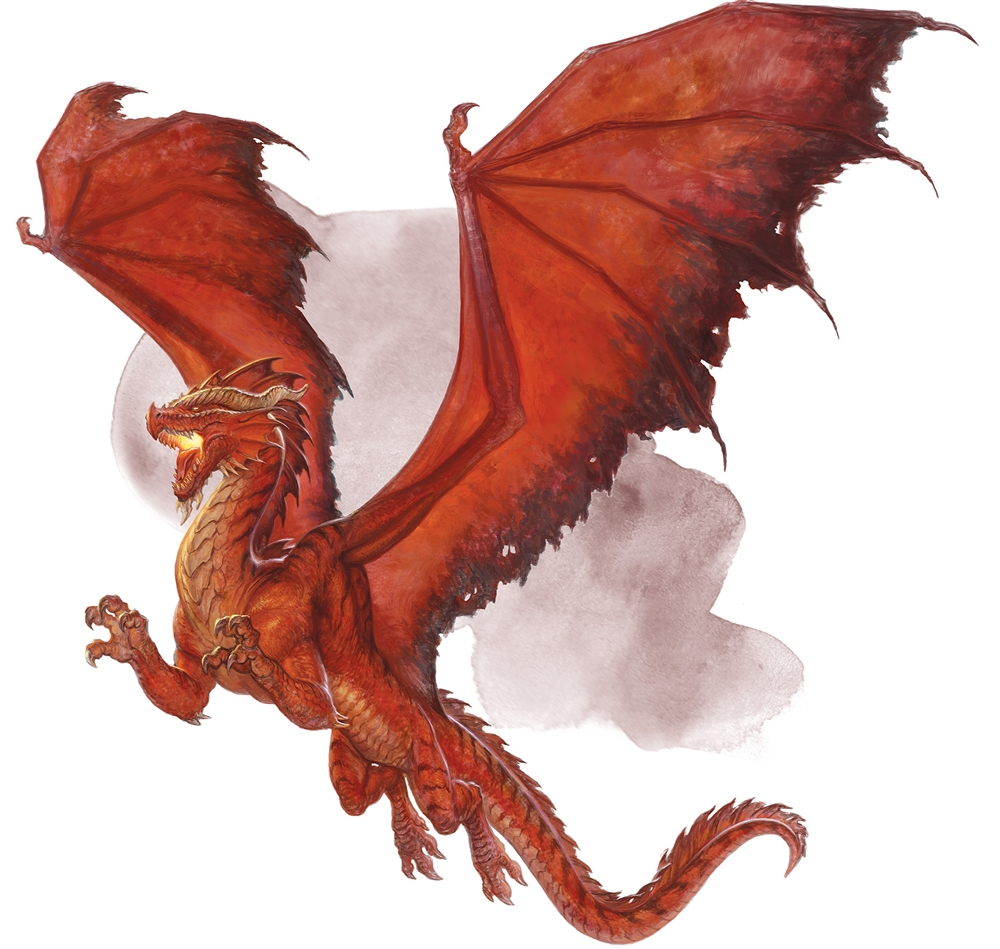 Image result for red dragon 5e