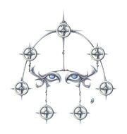 Selune symbol 4e