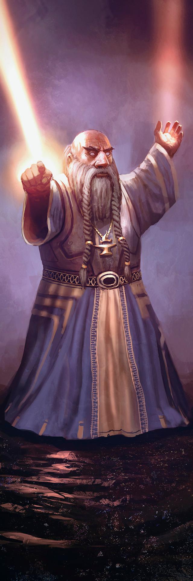 Cleric | Forgotten Realms Wiki | FANDOM powered by Wikia