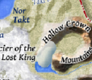 Glacier of the Lost King