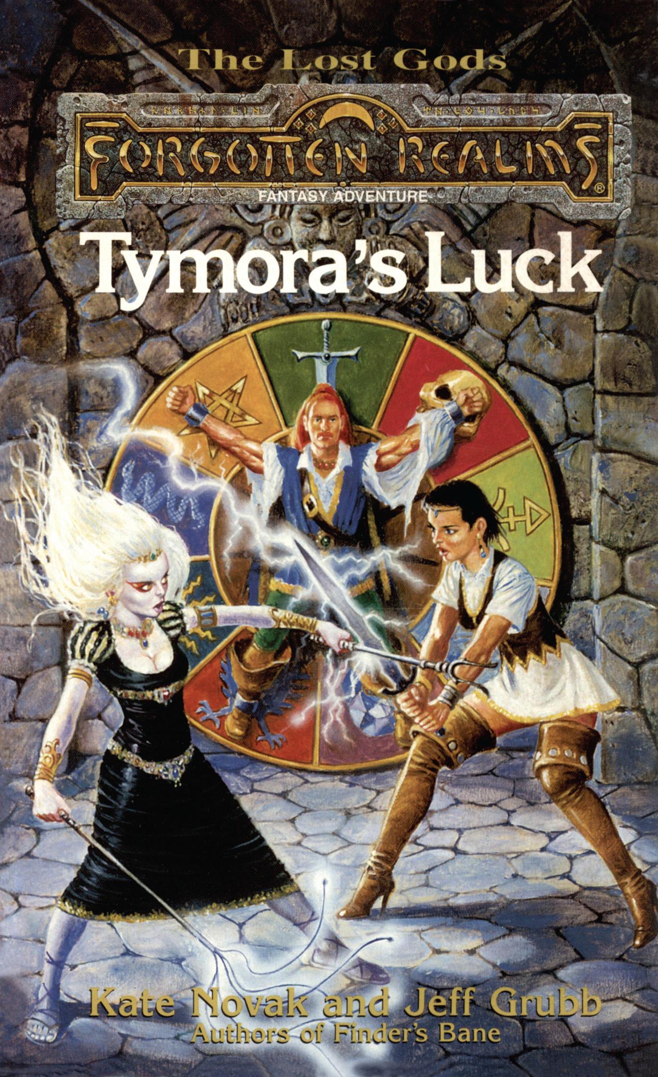 tymora s luck forgotten realms wiki fandom powered by