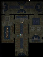 Church of Tyr map