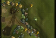 Shandra's farm exterior map