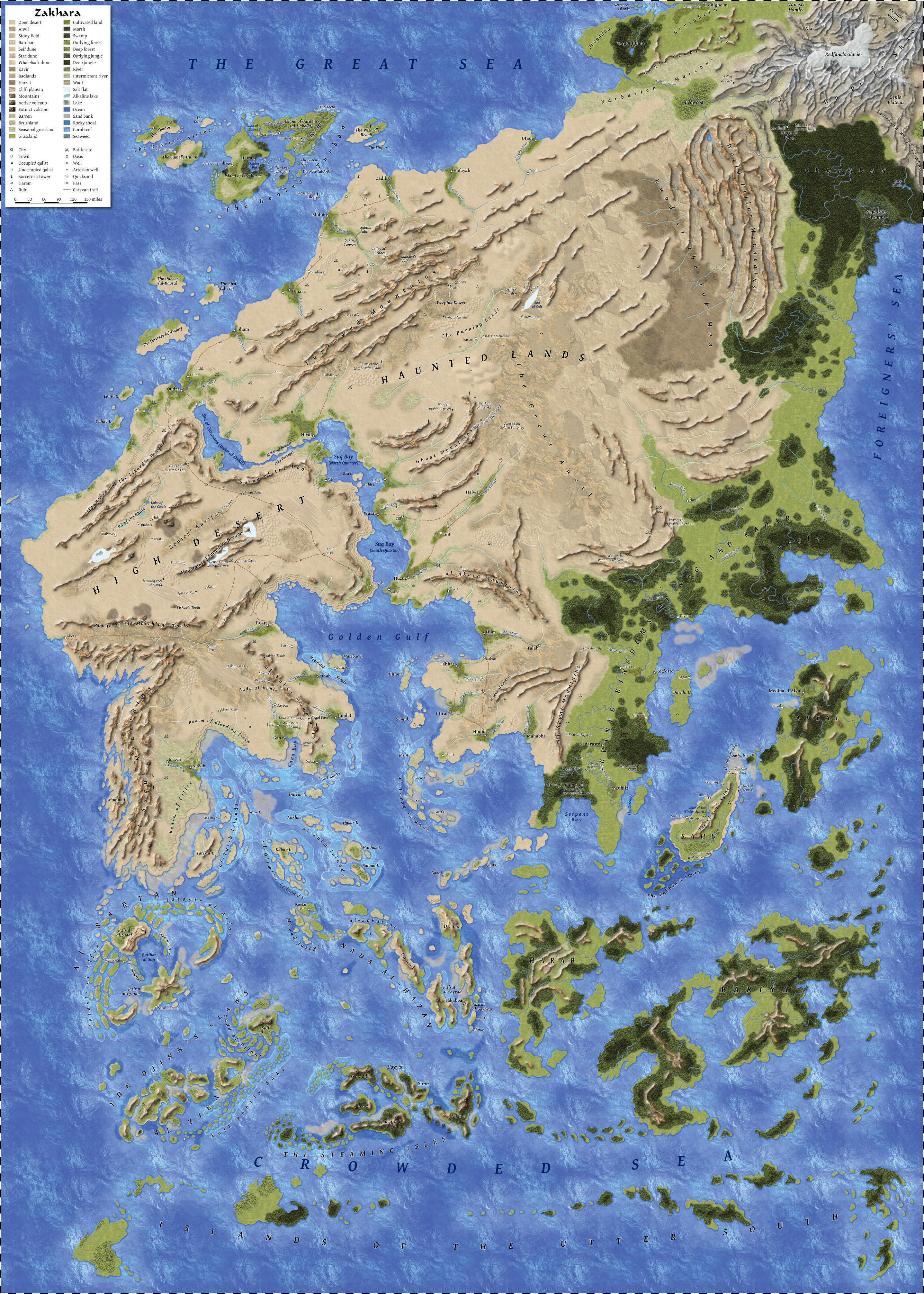 Zakhara forgotten realms wiki fandom powered by wikia gumiabroncs Image collections