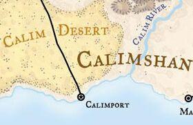 Calimport location