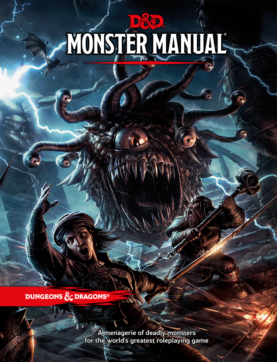 Monster Manual 5th edition | Forgotten Realms Wiki | FANDOM powered