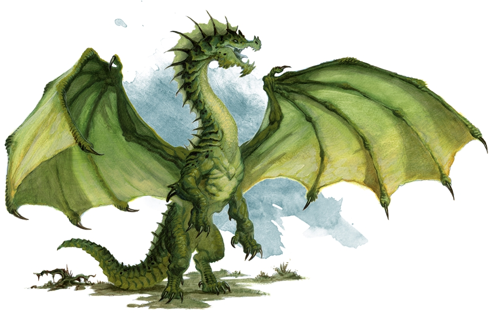 Green dragon | Forgotten Realms Wiki | FANDOM powered by Wikia