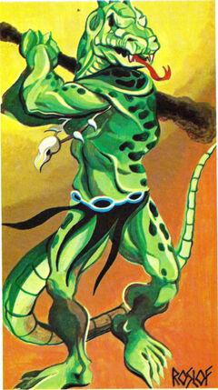 Lizardman-MC