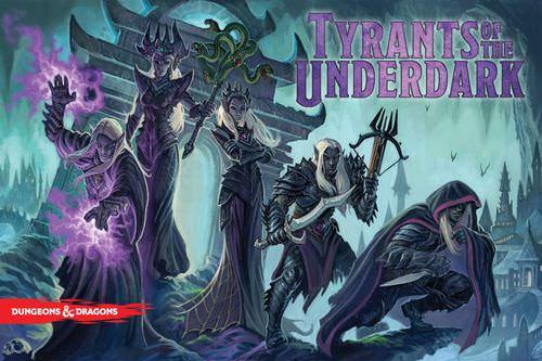 Tyrants of the Underdark | Forgotten Realms Wiki | FANDOM powered by