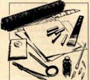 Cartographer's tools