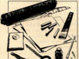 Cartographer's tools